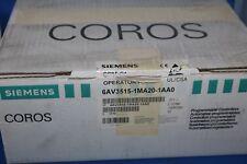NEW Siemens Simatic s5 Siemens 6AV3515-1MA20 Operator Panel Siemens OP15-C1 OP15