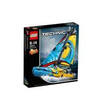 Lego Technic barco de Competición