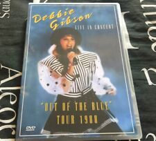 Debbie Gibson Live Out Of The Blue in Concert dvd