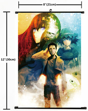 "1976 Anime Steins;Gate Poster Wall Scroll 8""x12"""