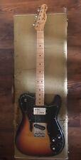 90's  Fender Telecaster Custom '72 RI Made in Japan MIJ Tobacco Sunburst