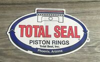 Total Seal Piston Rings Drag Racing Decal-NHRA-NASCAR-Qty 1-Street Outlaws