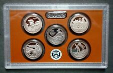 1999-S <> 2017-S  ALL 19 YEARS PROOF SETS, STATE,TERRITORY & ATB PARKS QUARTERS