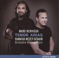 Marc Hervieux: Tenor Arias CD NEW