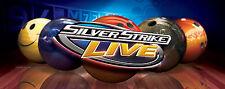 Silver Strike Live Factory Unit  W/ DBA+Coin Vault