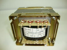 TRANSFORMADOR DE RADIO ANTIGUA 350-0-350V 110VA PARA 8 VALVULAS. R8-17035 ..1