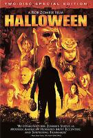 Halloween (DVD, 2007, 2-Disc Set, Full Frame and Widescreen)
