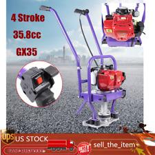 35.8Cc 4 Stroke Gasoline Engine Concrete Wet Screed Power Screed Cement Machine