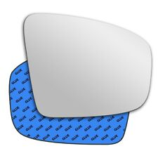 Right wing adhesive mirror glass for For Nissan Murano 2008-2015 484RS