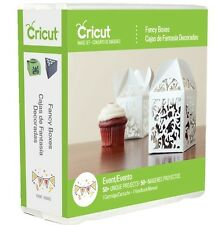 CRICUT Cartridge - Fancy Boxes - 2002467