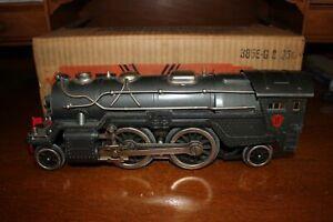Antique Standard Gauge BOXED LIONEL 385 E ENGINE LOCOMOTIVE No Reserve