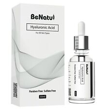 Be Natural Hyaluronic Acid Paraben and Sulfate Free 30ml