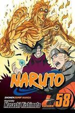 Naruto, Vol. 58: By Kishimoto, Masashi