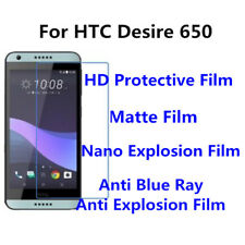 3pcs For HTC Desire 650 High Clear/Matte/Anti Blue Ray Screen Protector