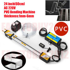 "PVC Bending Machine 60cm 24""inch Acrylic PlasticHeater Hot Heating Bender 220V"