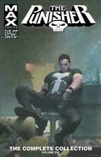 Punisher Complete Collection V6 TP - Marvel Comics - Crime Mafia Bosses go down