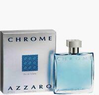 Chrome by Loris Azzaro Spray For Men Eau De Toilette 3.4 oz ~ 100 ml Sealed