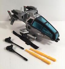 GI Joe Steel Brigade Skyhawk vehicle loose 2014 Joecon Club Zombie Initiative