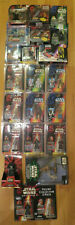 Lot of Star Wars Darth Maul Yoda Anakin Amidala C3PO CHEWBACCA AND MUCH MORE