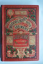 Vingt Mille Lieues Sous les Mers  Jules Verne HETZEL