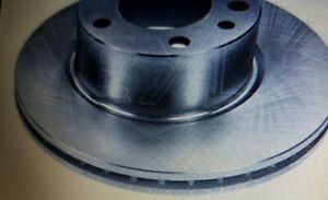 BMW BRAKE DISC'S Front, 3 Series E21 VENTED, most 320i,323i from 6/1975 - 9/1982