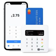 SumUp Card Reader - Accept Card Payments Contactless & Chip N Pin