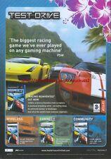 Test Drive Unlimited 2007 Magazine Advert #230