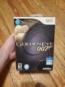 Goldeneye 007 Classic Edition w/Controller & Shirt Brand New Walmart Exclusive