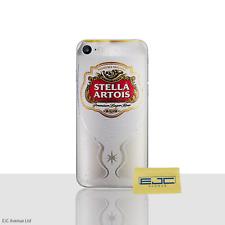 """Estuche/Cubierta Para Cerveza De Apple Iphone 7 (4.7"""") Protector De Pantalla/Gel/Silicona/Stella"""
