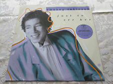"""SMOKEY ROBINSON - JUST TO SEE HER - 1987 MOTOWN RECORDS 5 TRACK 12"""" EP SINGLE"""