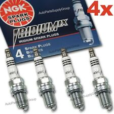 IRIDIUM ix SPARK PLUG X 4 | GENUINE OEM NGK  |  4 Cylinder Set |  BCPR6EIX11