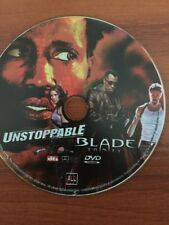 Unstoppable And Blade 2 Movies On 1 Disc Dvd
