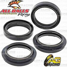 All Balls Fork Oil & Dust Seals Kit For Triumph Trophy 900 1995 95 Motorcycle