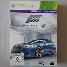 XBOX 360-Microsoft ► Forza Motorsport 4 -- Limited Collector's Edition ◄