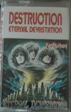 Destruction - Eternal Devastation cassette tape