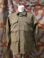 Field jacket M43 WW2 US Army, giacca militare esercito americano Airborne