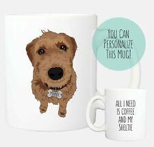 Airedale Terrier Mug Personalized Dog Mom Mug