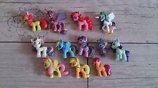 My Little Pony Princess Figur Figuren Set 12 Stück Neu Celestia Luna Pinkie Rari