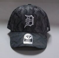 size 40 f763d 5d62e Detroit Tigers 47 Brand MVP Adjustable Hat Cap Smokelin