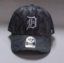 Detroit Tigers 47 Brand MVP Adjustable Hat Cap Smokelin