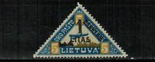 Lithuania #C31 1922 MNH