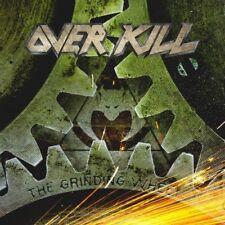 CD de musique thrash, speed en métal