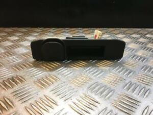 15-18 MERCEDES A CLASS W176 5 DOOR TAILGATE BOOT HANDLE WITH CAMERA A1667500993
