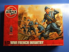 Französische Infanterie WK 1, Airfix, neu und ovp