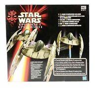 Star Wars Separatist Droid Starfighters Action figures