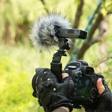 Support de flash type L pour  Flash/Micro avec 2 griffes Nikon et Canon Pentax