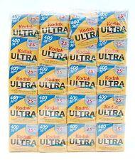 KODAK ULTRA 400 36exp 35mm Lote x20 Carrete ►►EXPIRED◄◄ROLLS FILM rollo negativo