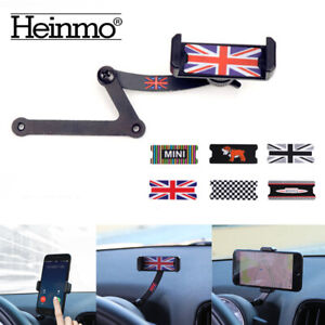 Red Jack Car Cell Phone Holder Folding Mount Stand For MINI Cooper S F54 F56 F60
