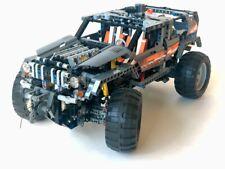 LEGO Technic Großer Geländewagen (8297) ohne OVP, mit BA, TOP-Zustand