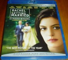 RACHEL GETTING MARRIED - Sony Pictures Classics Canadian Blu-ray / Anne Hathaway